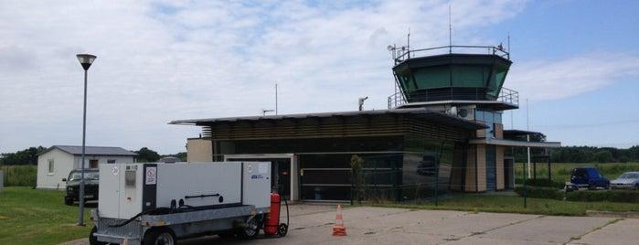 Ventspils starptautiskā lidosta / Ventspils International Airport (VNT) is one of Airports (around the world).