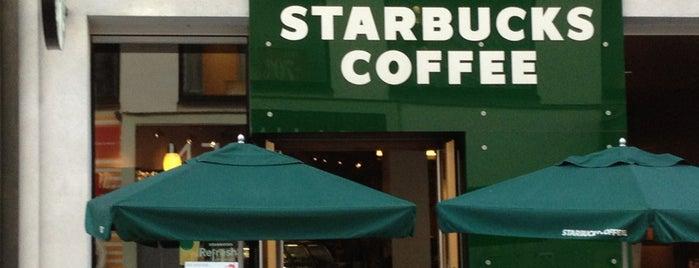 Starbucks is one of Posti che sono piaciuti a Cem.