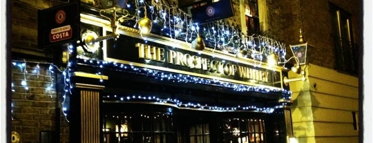 The Prospect of Whitby is one of London City Guide.