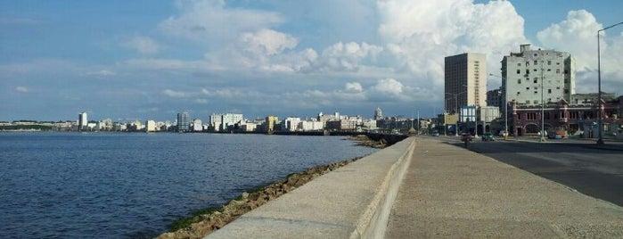 El Malecón is one of Havana.