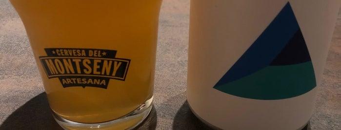 La Beata - Craft Beer Company is one of Barcelona Craft Beer.