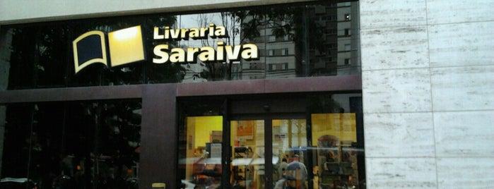 Livraria Saraiva is one of SP - lugares (outros).