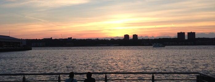 Pier 95 Park is one of Orte, die Brian gefallen.
