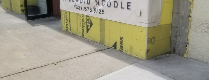 Splendid Noodle is one of Long Island-2.