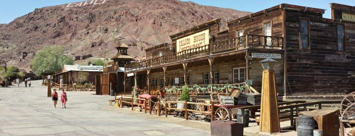 Calico Ghost Town is one of Going Back To Cali...Again.