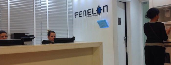 Fenelon Radiologia Odontológica is one of Posti che sono piaciuti a Rogerio.