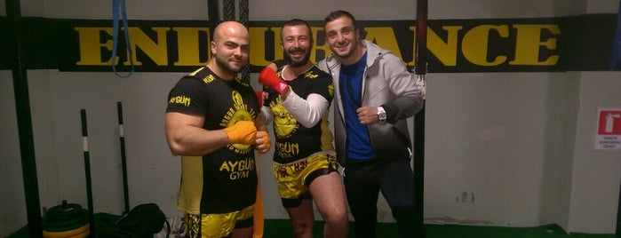 Aygün Gym is one of Papyon Cicek / Kemer 님이 좋아한 장소.