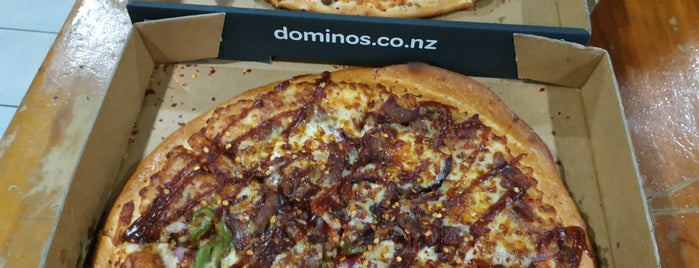 Domino's Pizza is one of NEW ZEALAND.