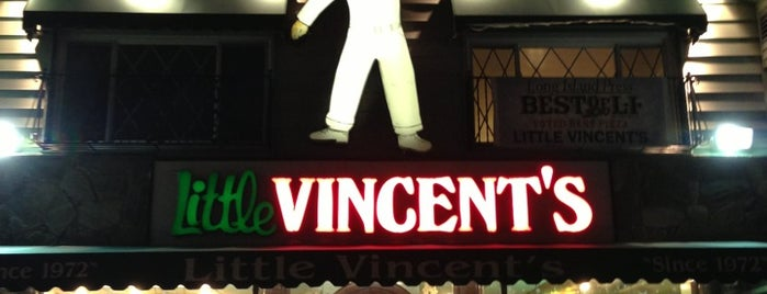 Little Vincent's Pizza is one of 20 favorite restaurants.