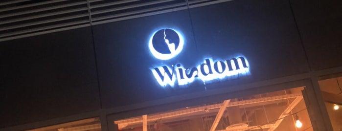 Wisdom Café is one of Orte, die Sara gefallen.
