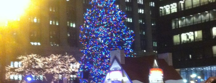 Christkindlmarket is one of Good Morning 4√ The Walton Family2 <3.