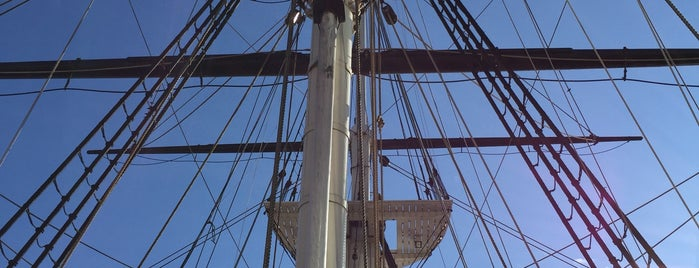 Historic Ships in Baltimore is one of Lugares favoritos de Chrissy.