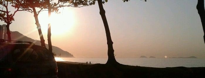 Praia de São Conrado is one of Helem 님이 좋아한 장소.
