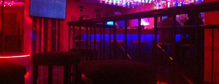 Puchos Night Club is one of สถานที่ที่ Miguel ถูกใจ.