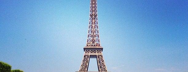 シャン・ド・マルス公園 is one of Paris - best spots! - Peter's Fav's.