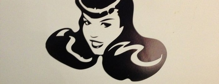 Bettie Page is one of Vegas Activities + Noms.