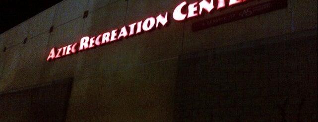 Aztec Recreation Center is one of Posti che sono piaciuti a Abel.