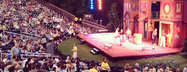 Delacorte Theater is one of New York Noms and Things.