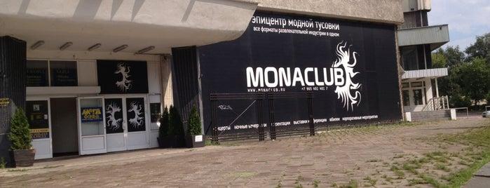 Mona Club is one of Lugares favoritos de Алексей.
