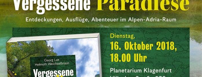 Planetarium Klagenfurt is one of Slovenia 2013.