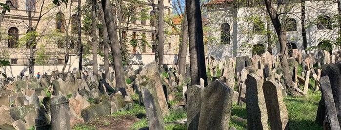 Památník židovského hřbitova is one of Prag.