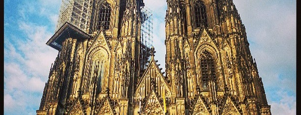 Cathédrale de Cologne is one of Outside-of-Austin Traveler.