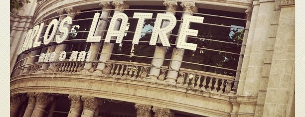 Teatre Coliseum is one of Barcelona.