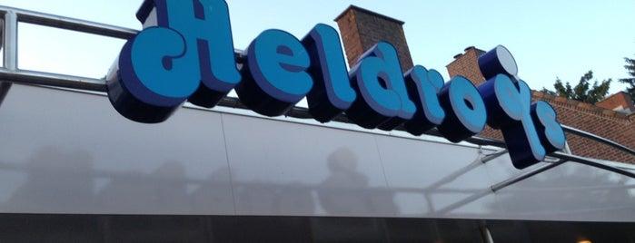 Heldro ijssalon is one of Lugares favoritos de Alistair.