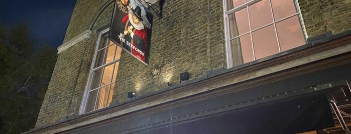 Sekforde is one of London's 50 Best Pubs 2020.