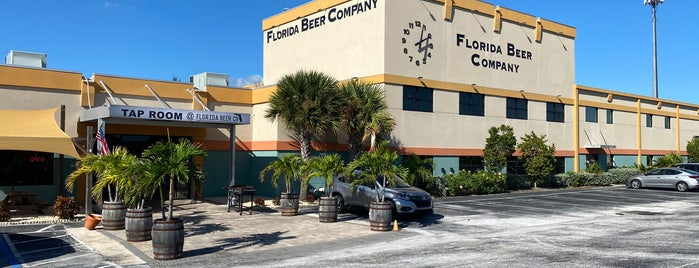 Florida Beer Company is one of Jacintaさんの保存済みスポット.
