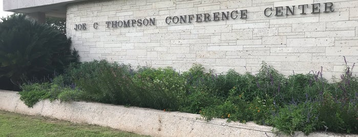 Thompson Conference Center (TCC) is one of @PMIAustin.