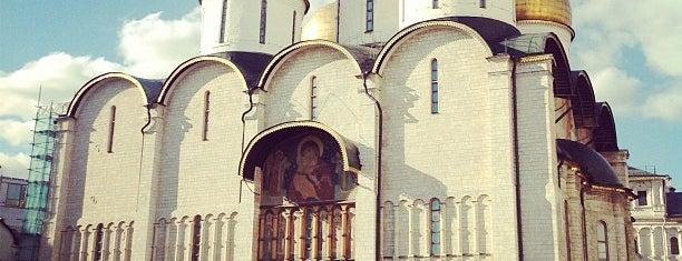 Assumption Cathedral is one of Стоит посетить (Москва).