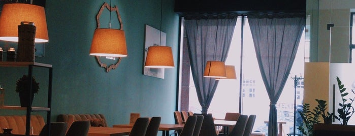"Демократичний ресторан ""Gazda"" is one of Orte, die Andrii gefallen."