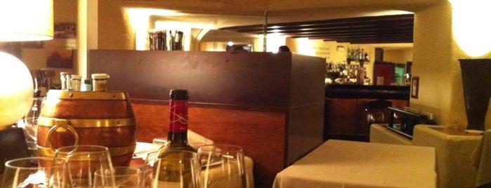 Restaurante Paparazzi is one of Madrid.