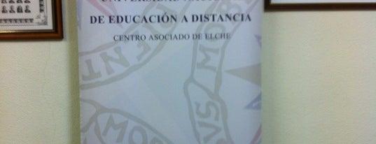 UNED Elche - Universidad Nacional de Educación a Distancia is one of UNED.