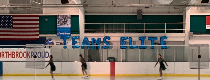 Northbrook Sports Center is one of Chicago Rat Hockey.