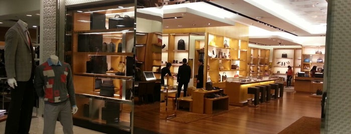 Louis Vuitton is one of My BEST places to visit.