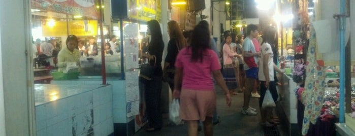 Buriram Night Bazaar is one of Usually.