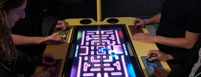 Coin-Op Game Room is one of 2018 in SF.