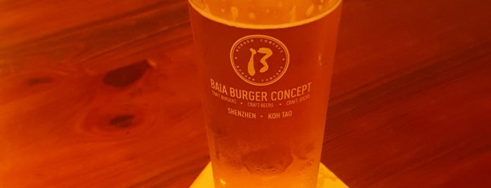 Baia Burger Concept is one of SZ.