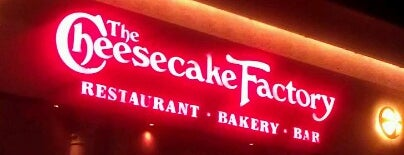 The Cheesecake Factory is one of My Food.