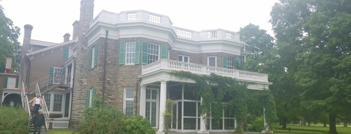 Home of Franklin D. Roosevelt National Historic Site is one of Hudson Valley - Restos/Sights to See.
