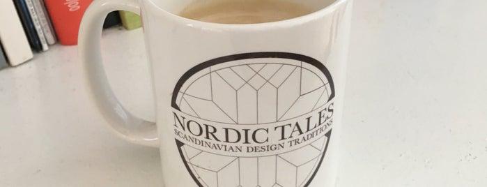 Nordic Tales is one of Aarhus.