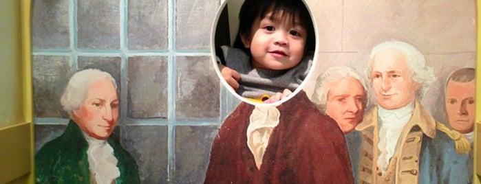 DiMenna Children's History Museum is one of Waldo NYC: Kid-Friendly.