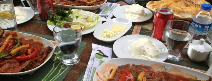 Ali Baba İskender ve Kebap is one of Locais curtidos por Mehmet.