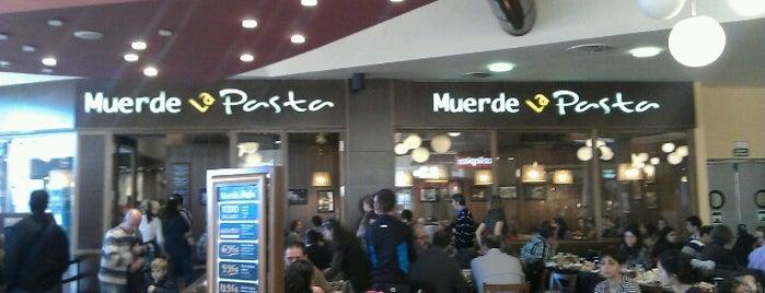 Muerde La Pasta is one of Jose 님이 좋아한 장소.