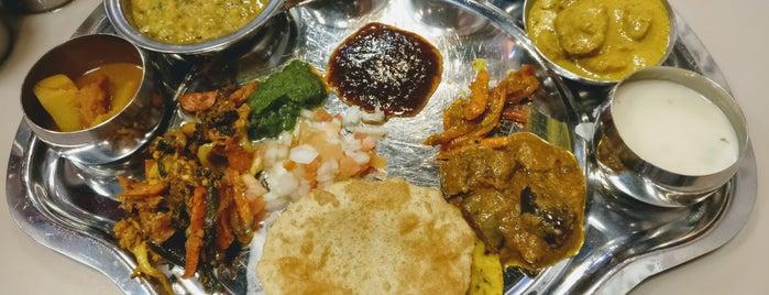 Rajdhani Thali Restaurant is one of Seattle.