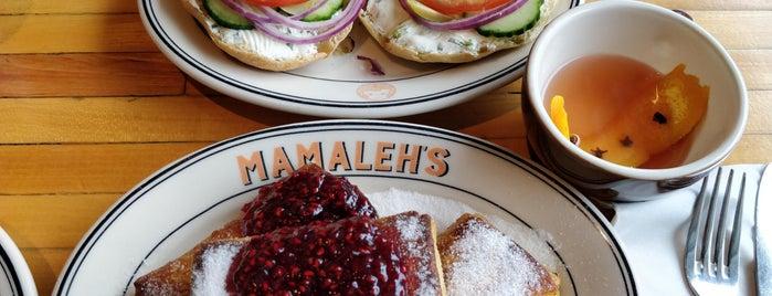 Mamaleh's is one of Lieux sauvegardés par Eric.