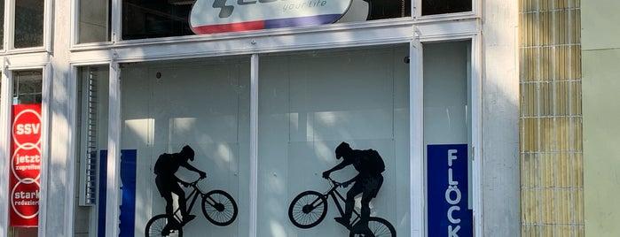 Fahrrad Flöckner I CUBE Bike Store is one of Posti salvati di Davide.