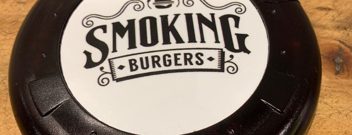 Smoking Burgers is one of Bogotá.